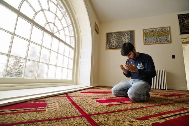 tata cara sholat dhuha 4 rakaat, lengkap dengan niat dan doa