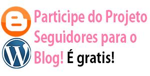 Banner Seguidores para o blog