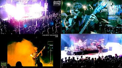 live, videos de metal en vivo