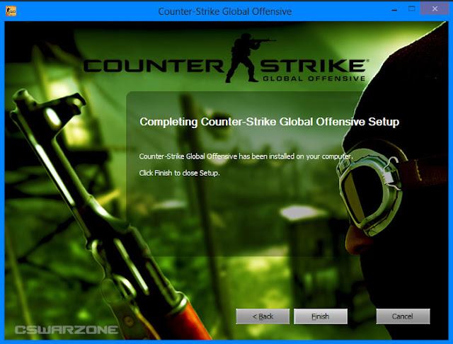 ดาวน์โหลดเกมส์ Counter Strike Global Offensive
