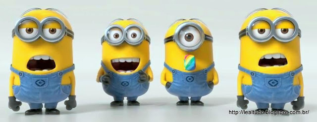 MEU MALVADO FAVORITO 2 TEASER DESPICABLE ME 2 - banana - BARBARA ANN BEACH BOYS
