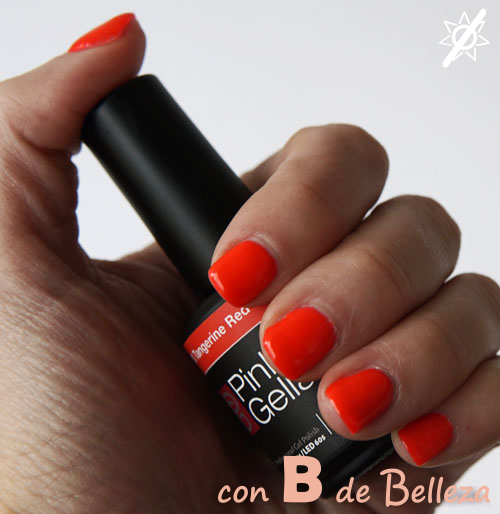 Swatch Tangerine red