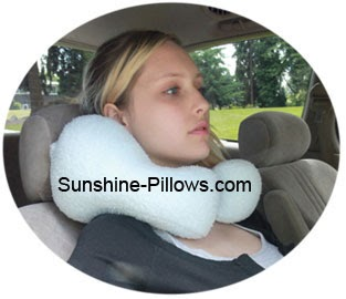 The Best Neck Pillow For Travel By Car Or Flight