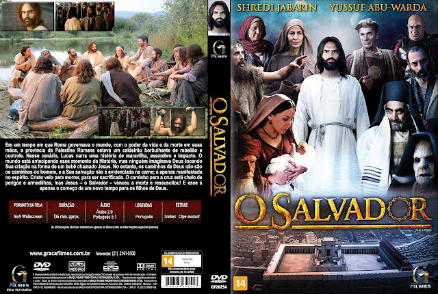 Capa DVD O Salvador [Custom]