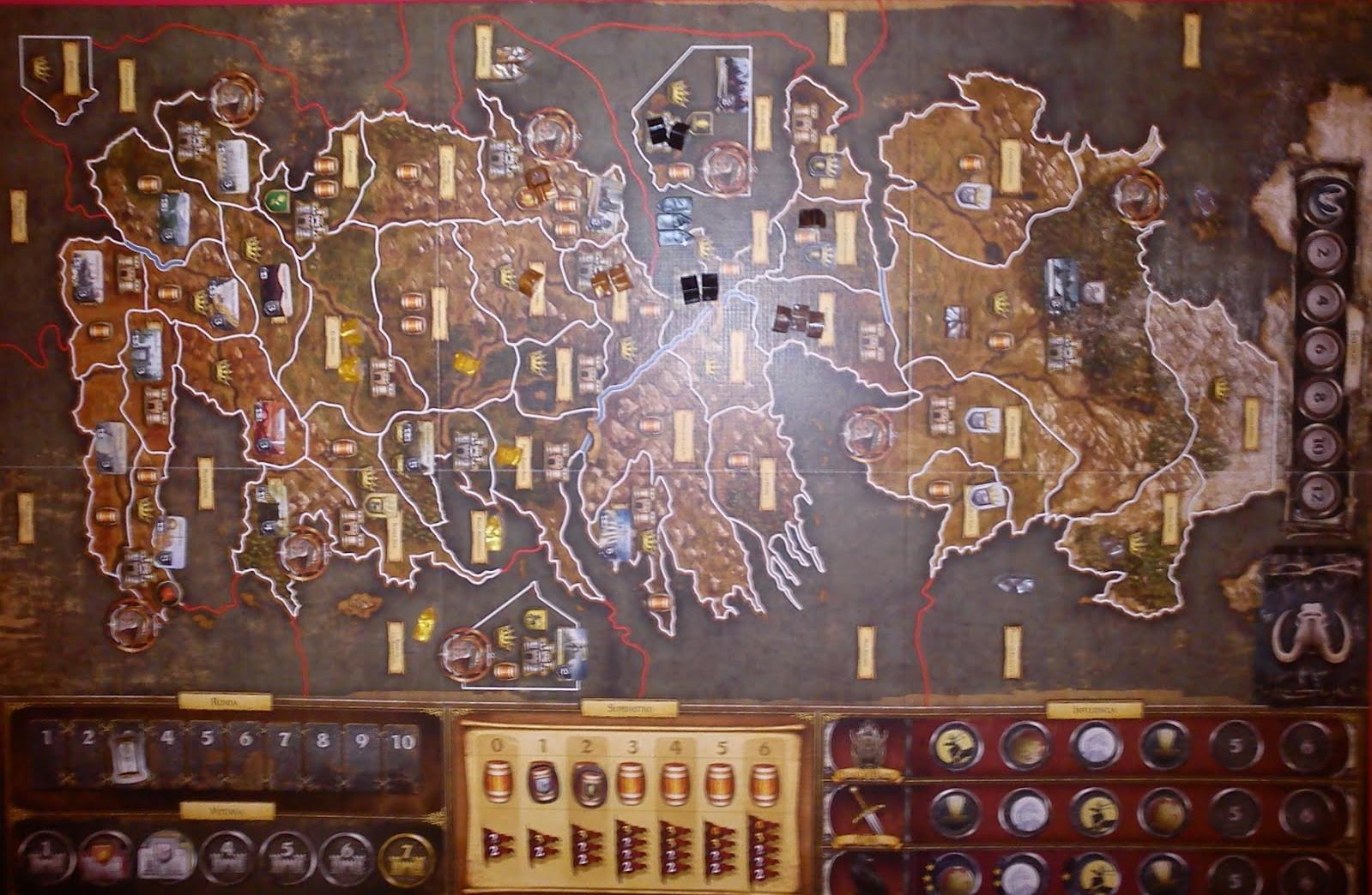 Juegos De Mesa Juego De Tronos Tablero