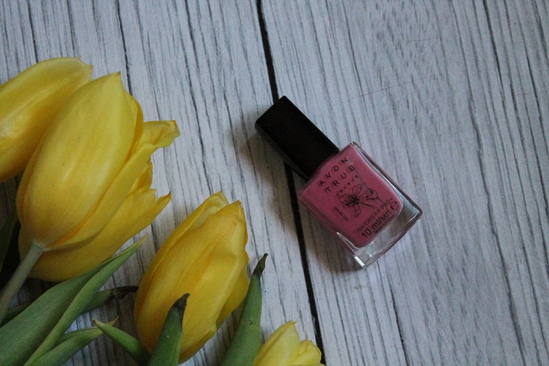 avon true colour lakier do paznokci enchantment