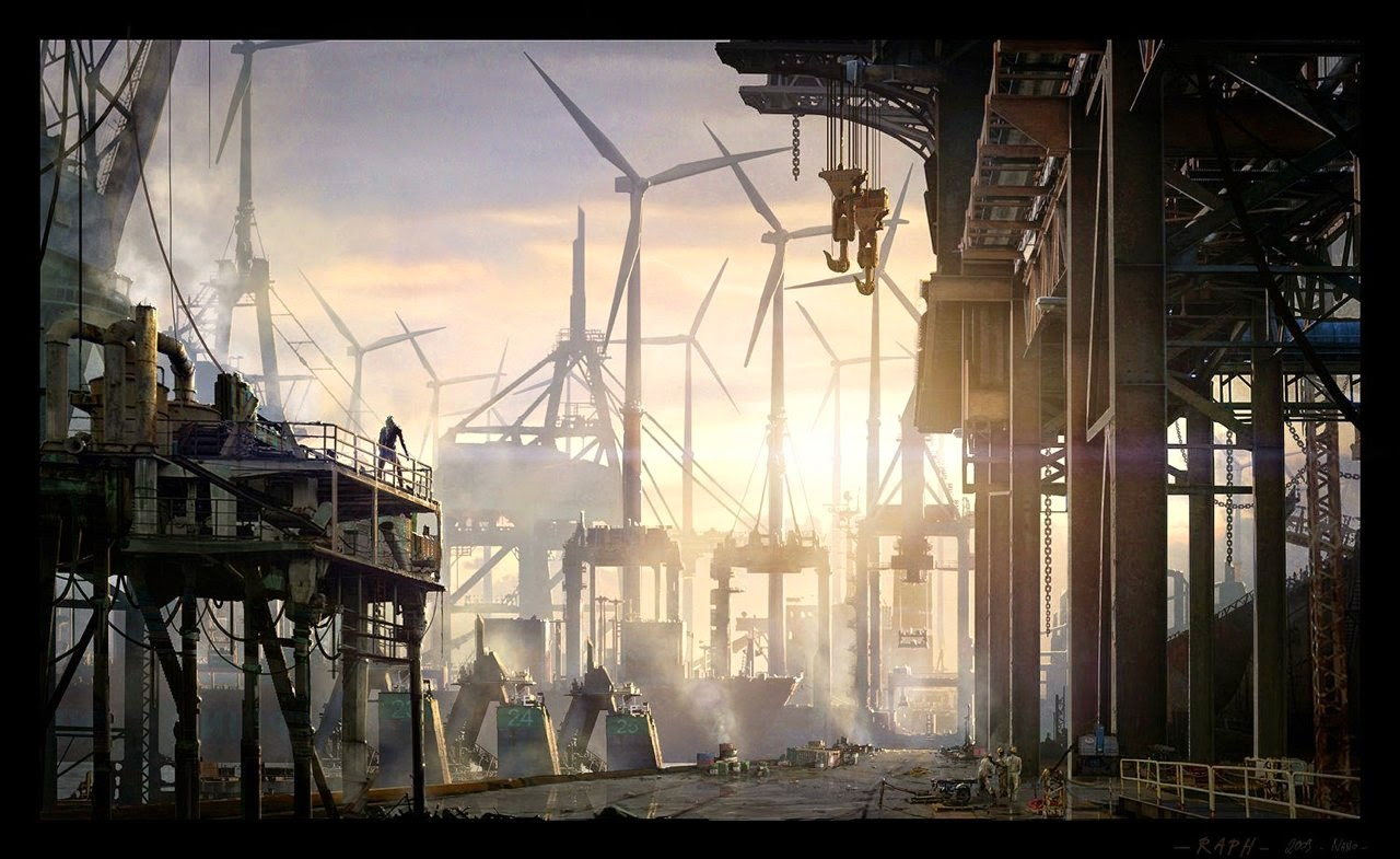 07-Docks-Raphael-Lacoste-Matte-Paintings-and-Concept-Worlds