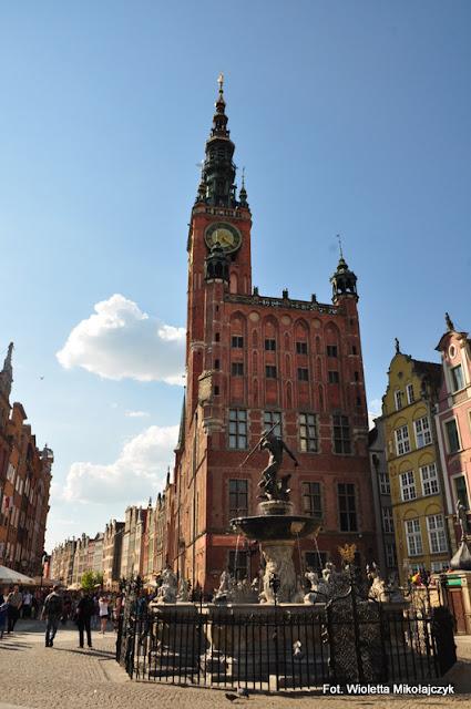 Gdańsk w jeden dzień: Od Bramy Wyżynnej do Zielonej Bramy.