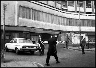 Europa Hotel, Belfast, Northern Ireland, Ulster Troubles