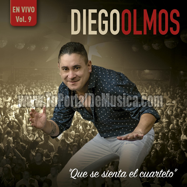 Diego Olmos - Que se Sienta el Cuarteto (2017)