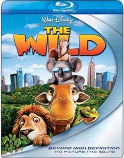 The Wild 2006 Hindi Dubbed 300MB Download BluRay 480p at movies500.info