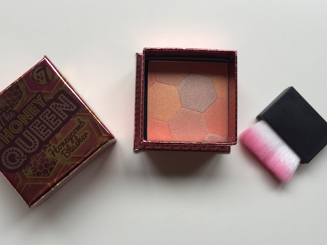 w7 honey queen bronzer