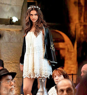 Deepika Padukone, Tamasha, movie, bollywood, hot, goddess, actress, hot, sexy, ranbir kapoor, indian
