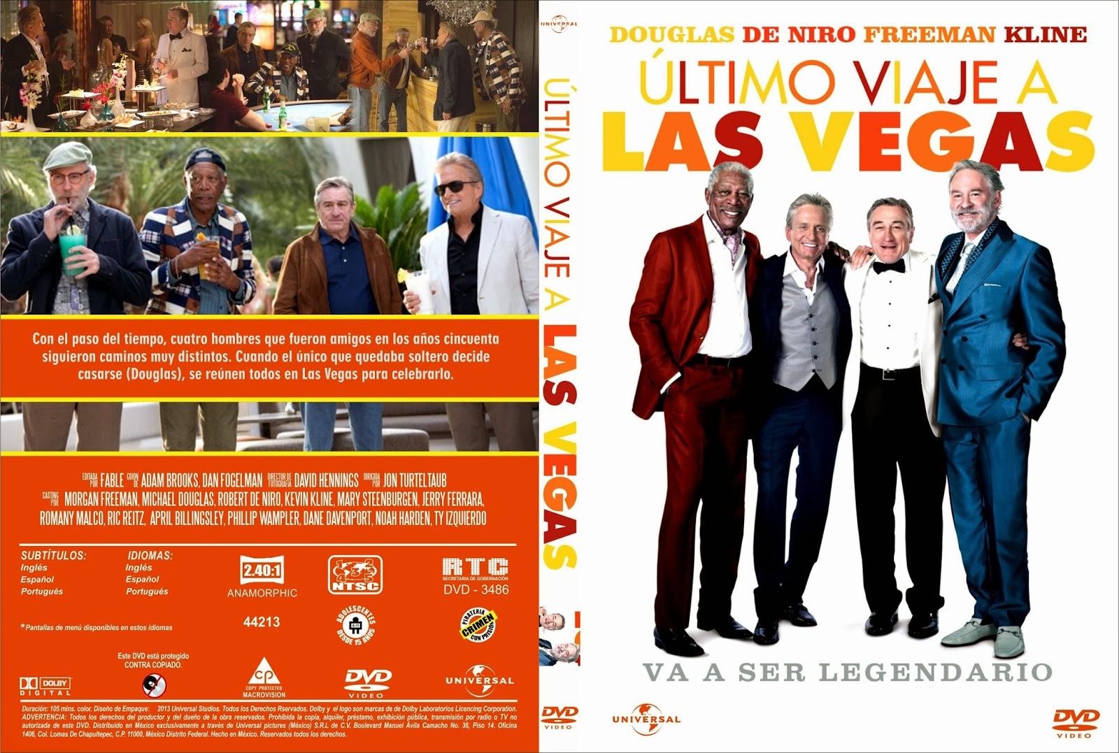 Un Viaje único Las Vegas: Riodvd: Ultimo Viaje A Las Vegas