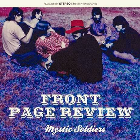 The Active Listener Front Page Review Quot Mystic Soldiers Quot