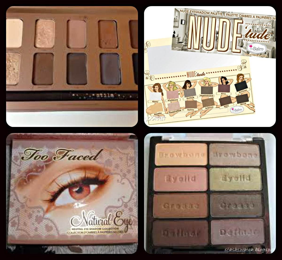 Affordable Beauty: $5 DUPE for Urban Decay Naked Palette!