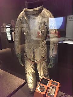 Original costumes from 2001: A Space Odyssey