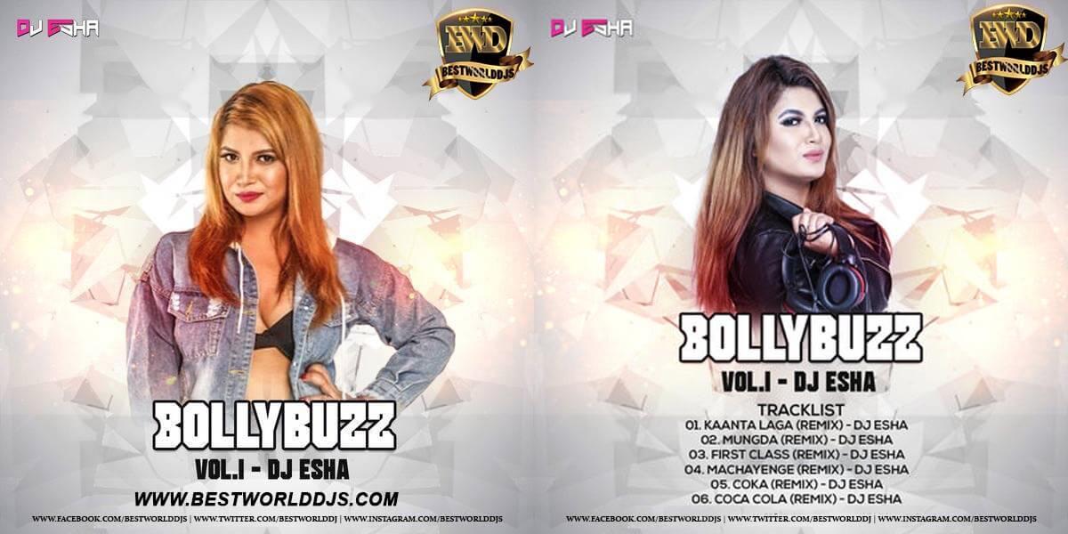 BollyBuzz Vol.1 - DJ Esha