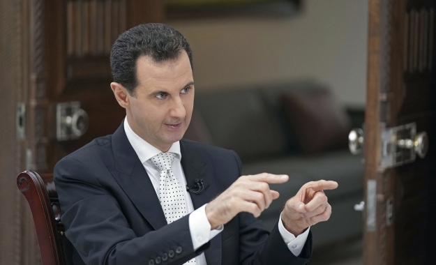 Άσαντ: Ο πόλεμος στην Συρία δεν είναι ένας εμφύλιος πόλεμος