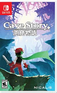 Cave Story+ XCI NSP