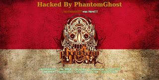 Script Deface By PhantomGhost