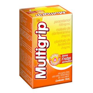 Posologia de multigrip®