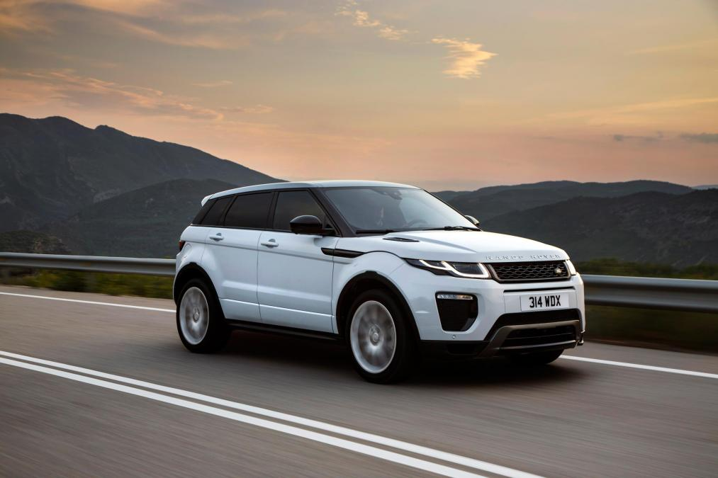 land rover introduces new engines for 2018 evoque and. Black Bedroom Furniture Sets. Home Design Ideas
