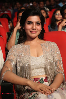 Samantha Pictures at A Aa Music Launch | ~ Bollywood and South Indian Cinema Actress Exclusive Picture Galleries