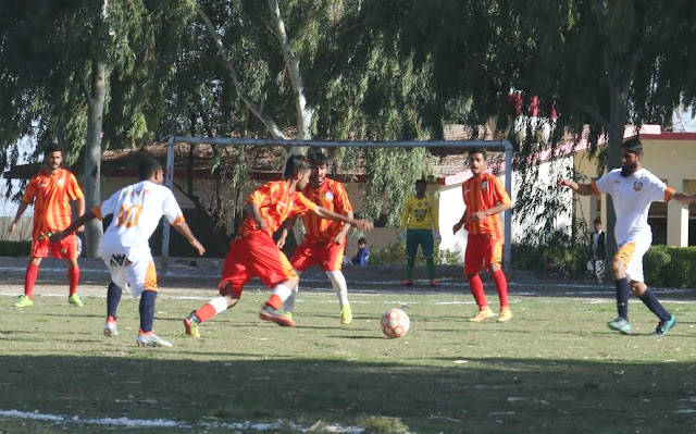 Ufone Balochistan #Football Cup: Panjgur FC and Jallawan FC Khuzadar cruise into the Super8