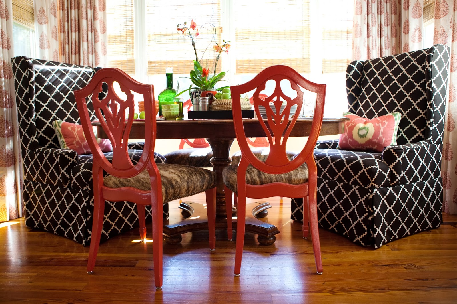 i suwannee: a week of design - a raleigh family room