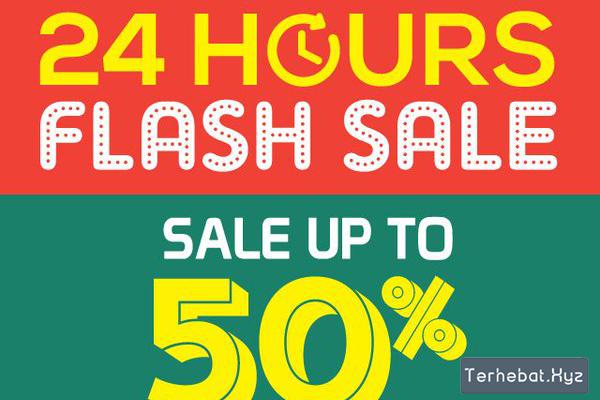 cara ikut flash sell