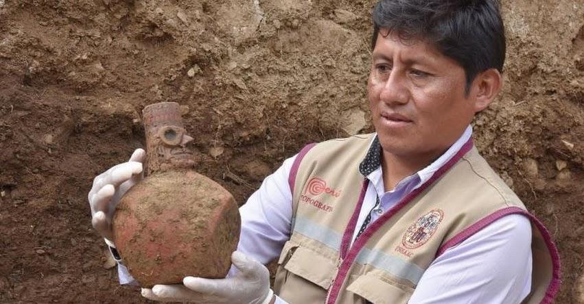 Arqueólogos peruanos hallan un templo de la élite de la civilización wari donde hacían rituales mágicos