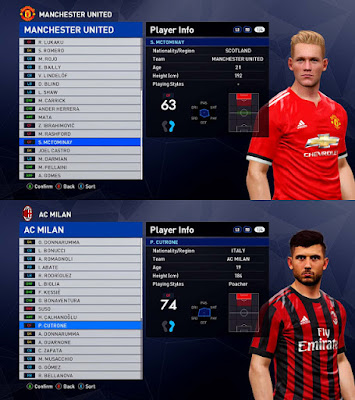 PES 2017 Unofficial Update PTE 6.4.1 PES 2017 (Februari 2018) by tauvic99