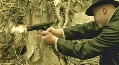 Realistic Gun Blow Back – Simulate a blow back action from a small firearm