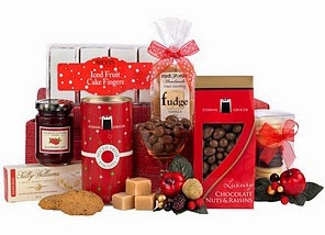 Bunches Christmas hampers