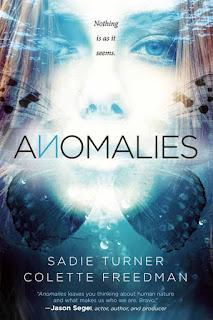 Anomalies - Sadie Turner [kindle] [mobi]