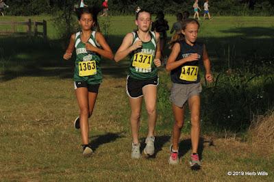 Ella Holman, Kyra Swart, Madison Sims