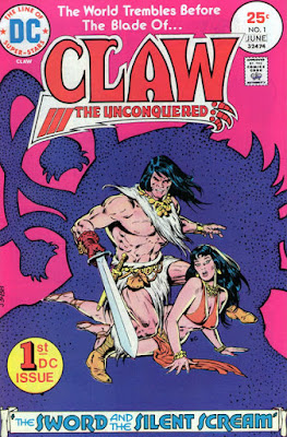 DC Comics, Claw #1