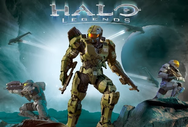 Halo Legends: The Package