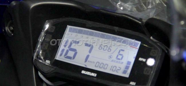 Weleh . . top speed Suzuki GSX-R150 bisa tembus sampai 167 km/jam ?
