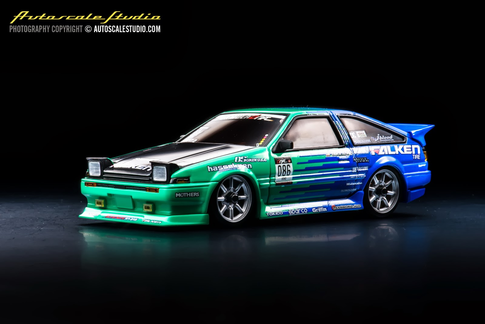 mzp410fa formula d falken toyota sprinter trueno ae86 autoscale studio. Black Bedroom Furniture Sets. Home Design Ideas