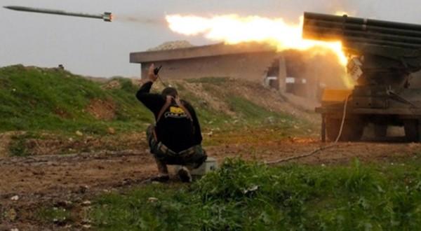 Ngeri !!! Turki Mengamuk usai Dihajar Roket ISIS