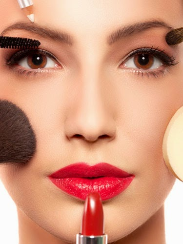 Makeup tricks to achieve hides wrinkles
