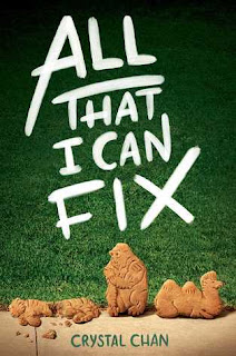 Book Review and GIVEAWAY: All That I Can Fix, by Crystal Chan
