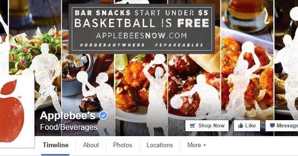 how applebee s uses facebook twitter google pinterest and