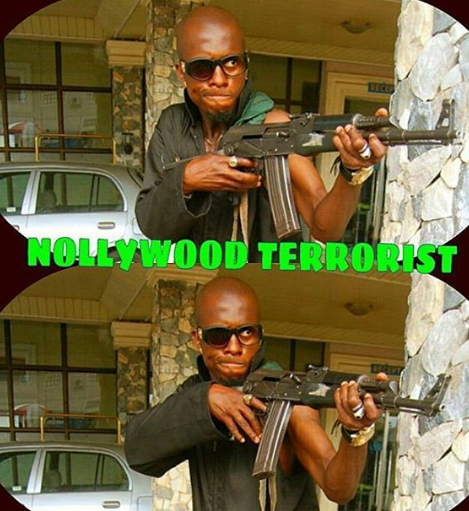 nollywood terrorist