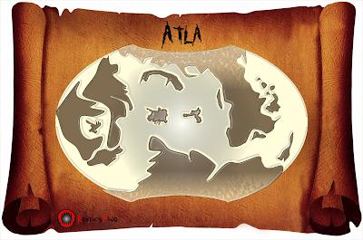 The fantasy world of Atla www.revensfang.com