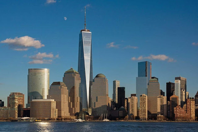 One World Trade Center em Nova York