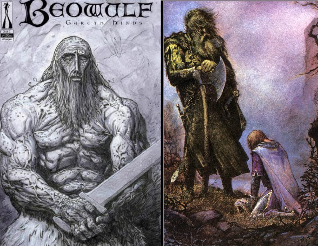 sir gawain vs beowulf essay The tools you need to write a quality essay or term paper essays related to the romantic hero vs beowulf and sir gawain are epic heroes.