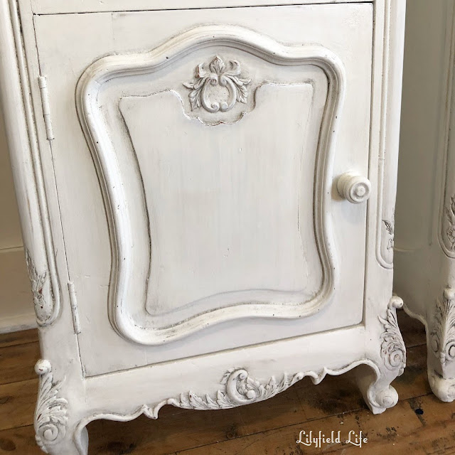 French provincial furniture Lilyfield Life hand painted